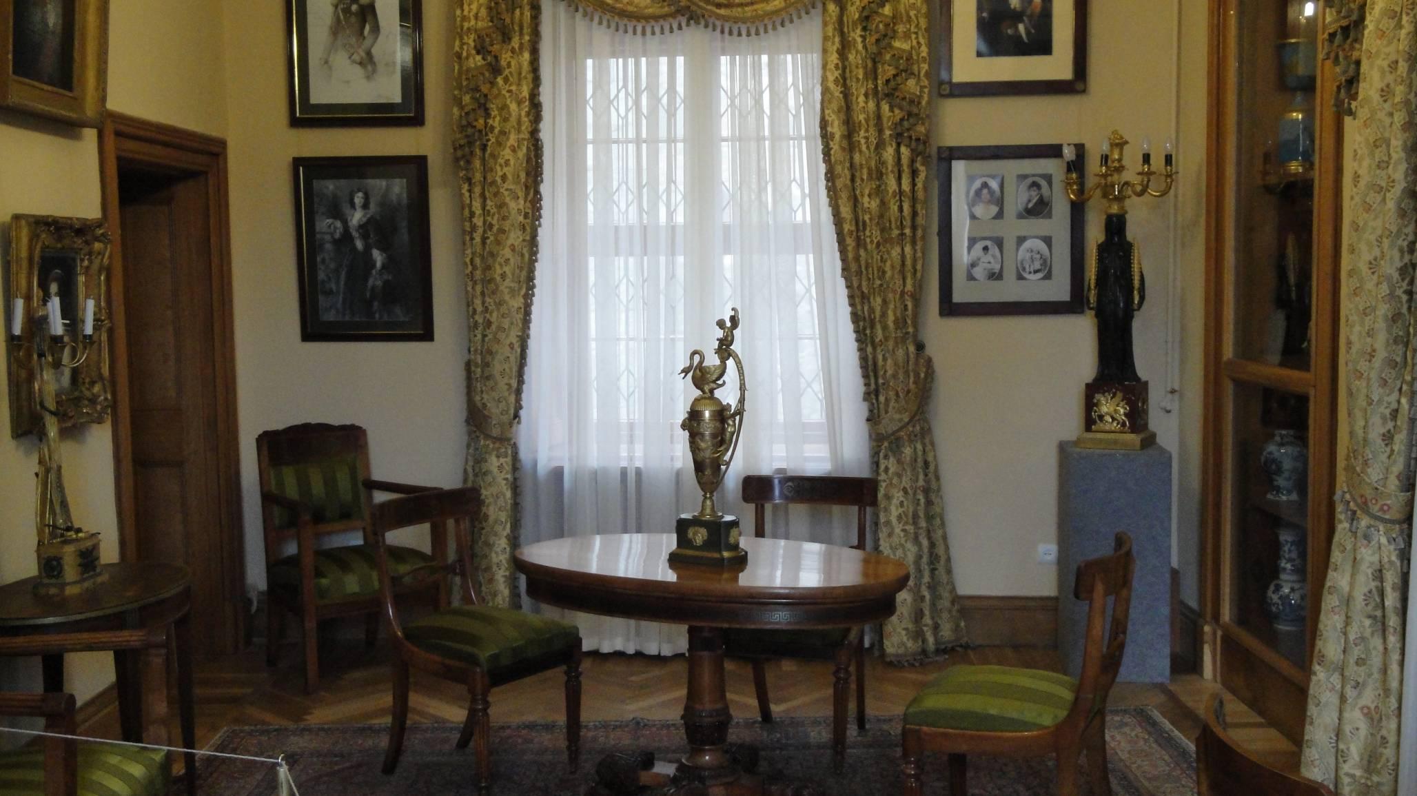 Воронцовский дворец фото внутри 7